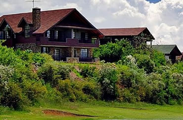 The Great Rift Valley Lodge